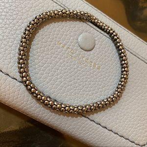 "Silver Snake Link chain Layering Bracelet 7-8"""